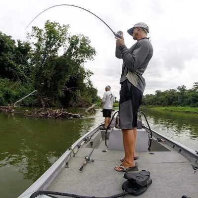 Trinity Bass Rods