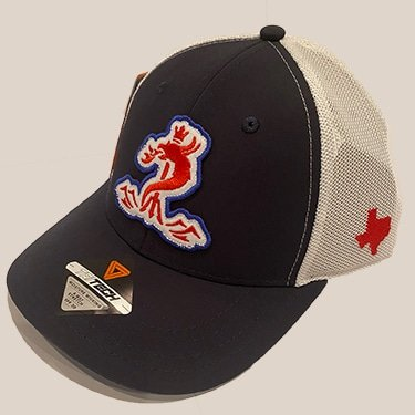 Red White & Blue Tri-Tech hat