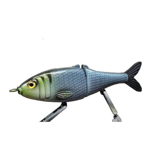Ghost Shad | Hill Country Swimbaits