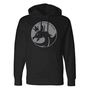 Black Hooded Sweatshirts | Leviathan Rods