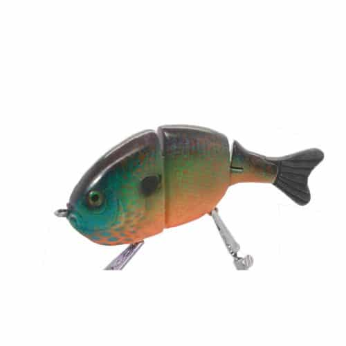 Gill Pumpkinseed | Hill Country Swimbaits