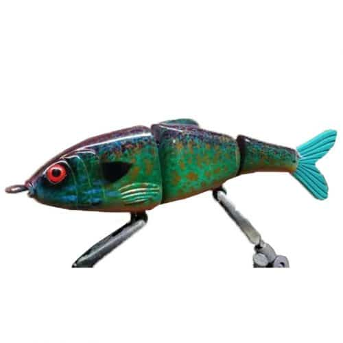 Swimmer Pumpkinseed | Hill Country Swimbaits