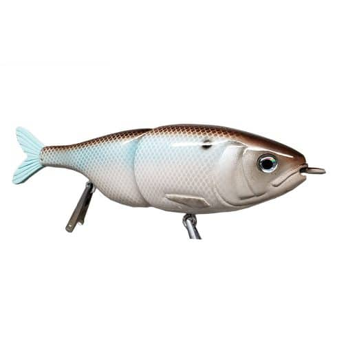 Big Glide Swimbait | Hill Country Swimbaits